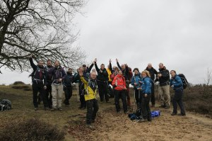 Onze groep - Warchild Kilimanjaro 2015