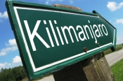 Aanvang van de reis - Beklimming Kilimanjaro Tanzania